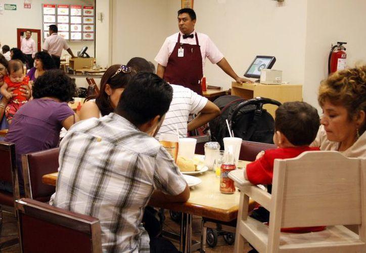 """Los restauranterons invitarán este año a los empresarios a """"profesionalizarse"""". (SIPSE)"""