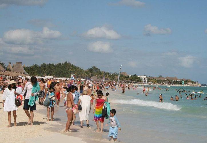 Se generará un ambiente caluroso sobre la Península de Yucatán, el sureste y la vertiente del Golfo de México, debido a los efectos de una circulación anticiclónica. (SIPSE)