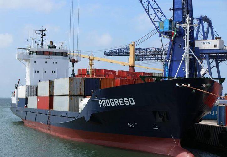 Con el nuevo impuesto de la Organización Marítima Internacional, socios del Index pagarían un total de 6 millones de pesos por sus exportaciones. (Milenio Novedades/Foto de contexto)