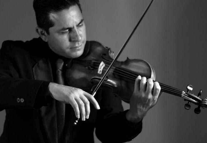 El yucateco Sergio de la Vega interpretará dos sonatas de Beethoven. (Milenio Novedades)