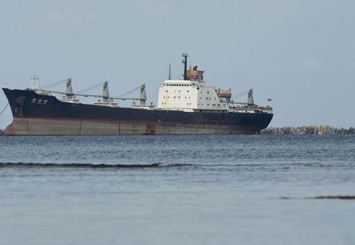 Las autoridades del Canal y Corea del Norte deberán llegar a un acuerdo sobre el pago de la sanción. (Agencias)