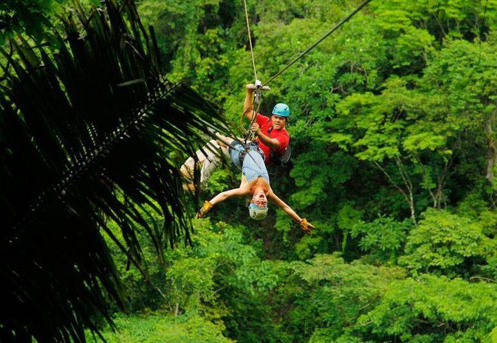El turismo de aventura genera más de 260 bdd al año en todo el mundo. (NTX/Archivo)