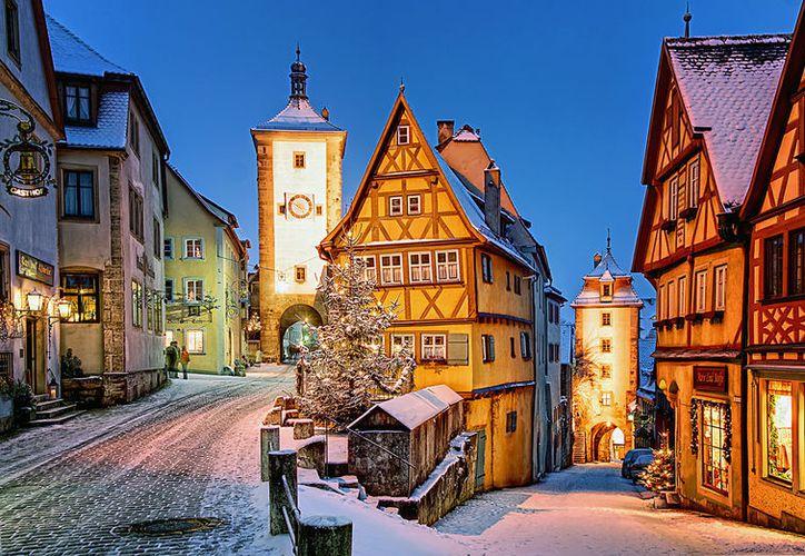 Generalmente cuando se busca un destino europeo para hacer una escapada, se suele pensar en las ciudades típicas. (Pinterest).
