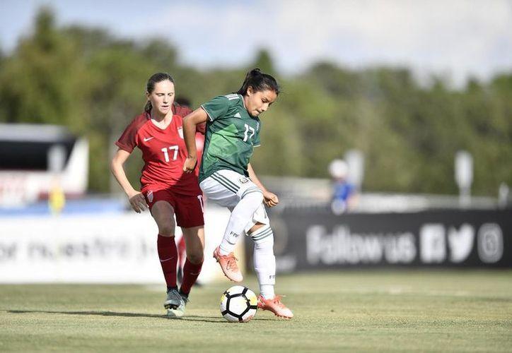 Las mexicanas consiguen su boleto para acudir al Mundial de la especialidad en Uruguay. (vanguardia.com)