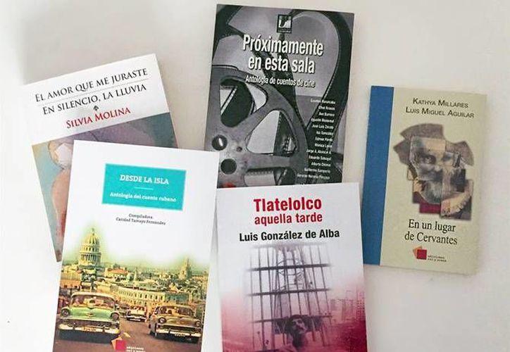 Estos son algunos de los nuevos libros que Ediciones Cal y Arena lanzarán en este 2017. (Facebook/ Cal y Arena)