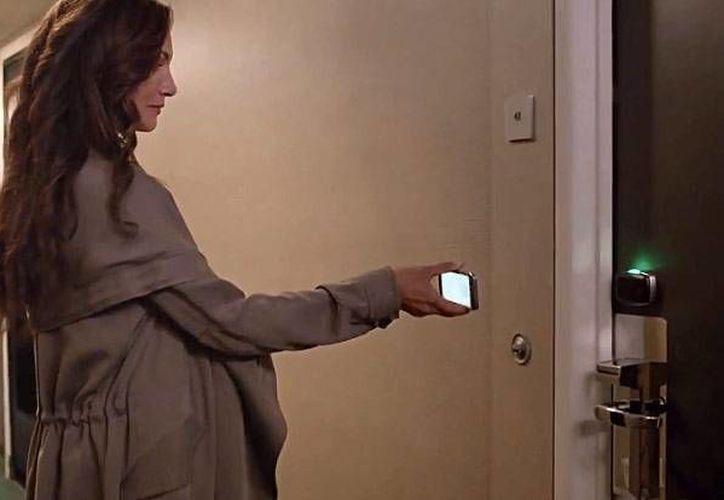 La aplicación de SPG actualizará su número de habitación y activará la llave de Bluetooth cuando la habitación esté lista a la llegada al hotel. (Foto de Contexto/Internet)