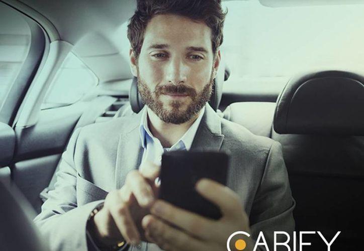 A partir de este lunes, las tarifas para la categoría Lite en la CdMx tendrán una aumento de 5%. Garantizan un servicio eficiente y accesible para sus usuarios.  (Facebook Cabify)