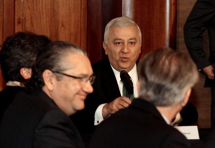El titular de la Secretaría de Educción Pública, Emilio Chuayffet Chemor. (Archivo/Notimex)