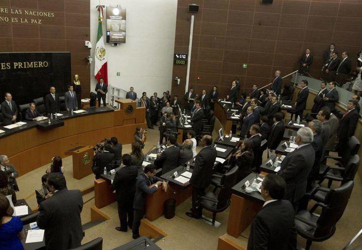 El Congreso, en periodo extraordinario, aprobó la semana pasada las reformas en materia político-electoral. (Notimex/Foto de archivo)