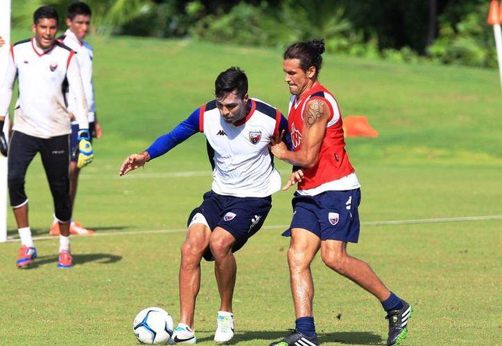 El tercer duelo del equipo azulgrana es contra el Cruz Azul. (Ángel Mazariego/SIPSE)