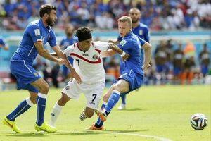 Costa Rica es la gran sorpresa del Mundial