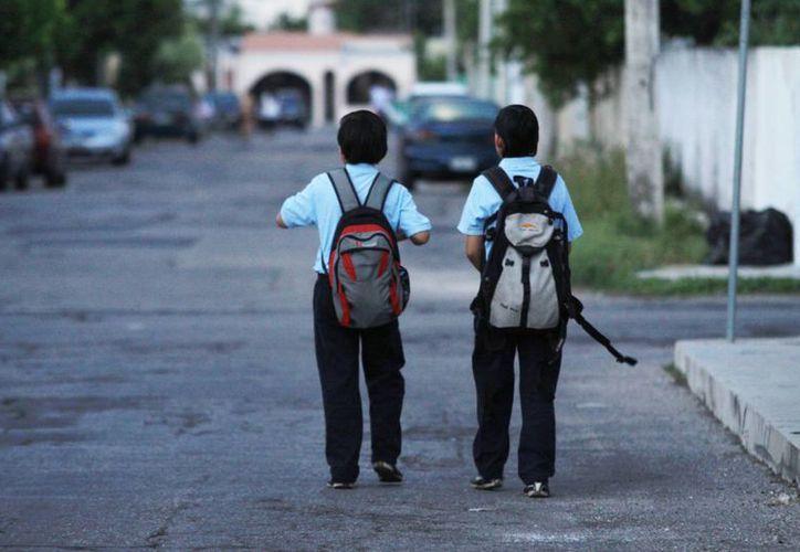 Prepara la Segey y la Codhey un protocolo para la realización de los operativos mochila en las escuelas. (Milenio Novedades)