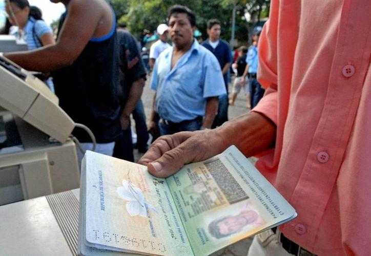 El gobierno de Colombia agradeció el apoyo de Italia para que la Unión Europea accediera a retirar las visas a los colombianos. (Archivo/EFE)
