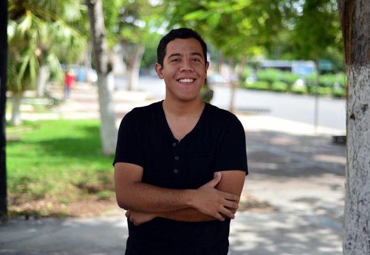 Julio Gómez, integrante de la Comisión de Emprendurismo de la Canieti y organizador del Hack Day Mérida.. (Milenio Novedades)