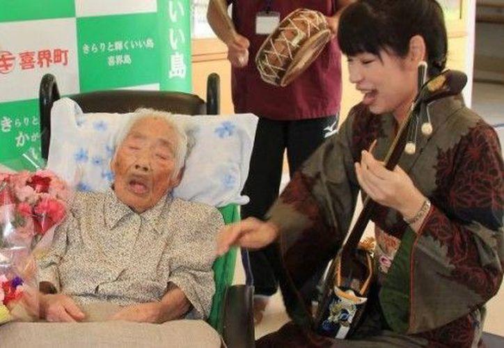 La mujer se encontraba hospitalizada desde enero. Foto: AFP