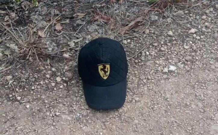 Una gorra, al parecer, era parte de sus pertenencias. (Redacción)