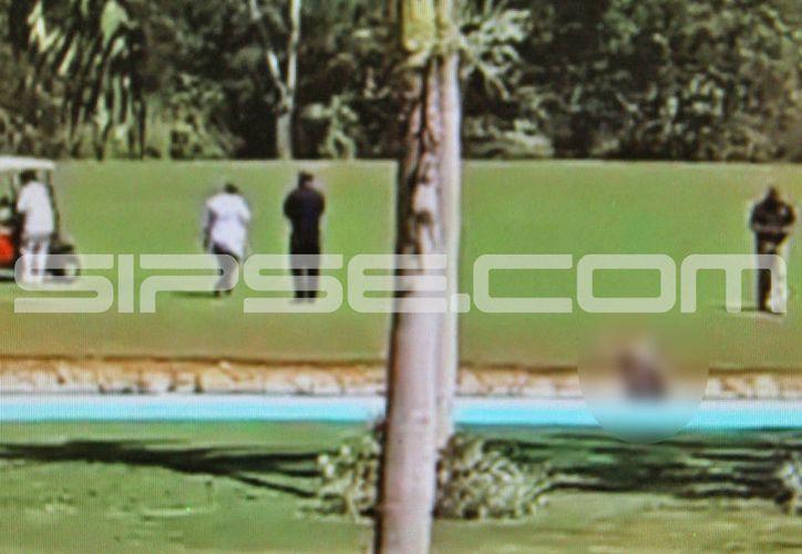 Un trabajador fue encontrado muerto este miércoles en el Country Club. Se presume habría sido asesinado. (SIPSE)