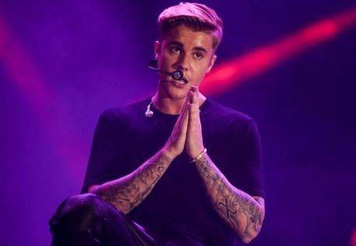 Justin Bieber y el dj Skrillex fue demandado por utilizar extractos de uno de sus éxitos para el tema Sorry' (AP)