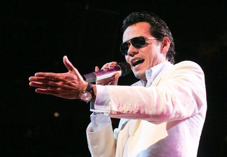 Marc Anthony será uno de los presentadores en la ceremonia de premios del Grammy americano. (Internet)