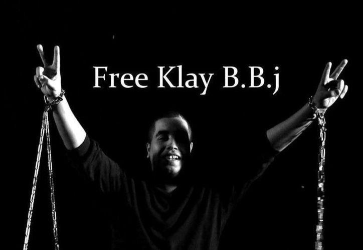 """""""No soy un criminal, sólo ejercí mi derecho a tener una opinión distinta"""", dijo el joven rapero desde la prisión de Mornaguia. (Facebook oficial)"""