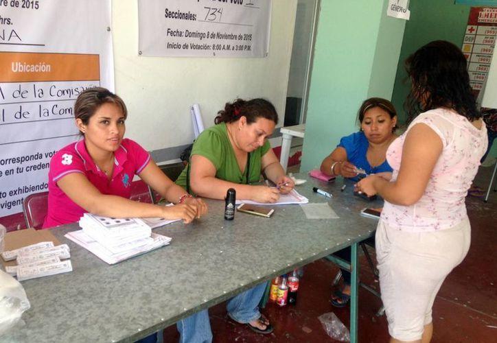 El tribunal impartirá capacitación en materia electoral a los municipios del Estado para replicar la formación. (Archivo/ Milenio Novedades)