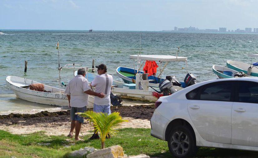 Señalaron que los náuticos no son sujetos de ese pago municipal. (Karim Moisés/SIPSE)