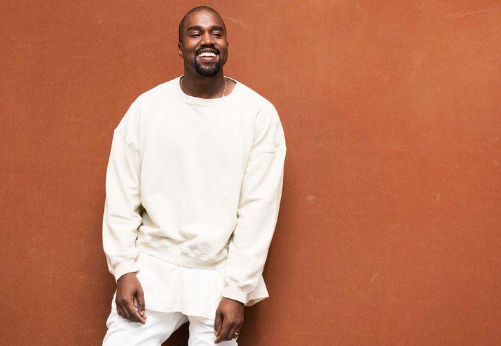 """El rapero Kanye West responderá ahora al nombre de """"Ye"""". (Foto: Revolt TV)"""