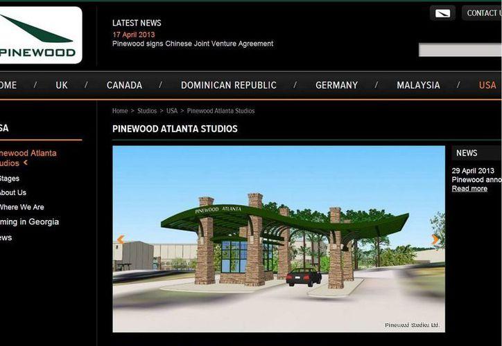 Pinewood tiene estudios en el Reino Unido, Canadá, República Dominicana, Alemania y Malasia. (pinewoodgroup.com)