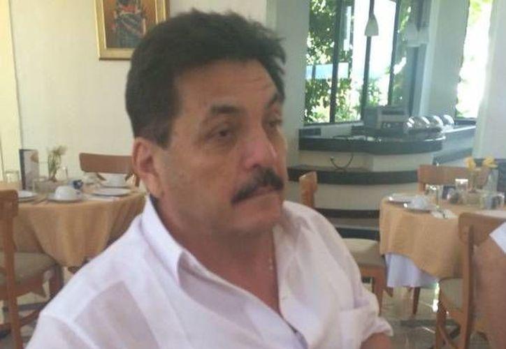 """""""Isla Mujeres quiere una autoridad que gobierne para todos que no haya ni favoritismos, ni rechazos y así es cómo vamos a trabajar"""", sentenció Magaña Sánchez. (Archivo/SIPSE)"""