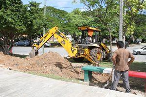 Avenida Tulum: aún sin concluir remodelación