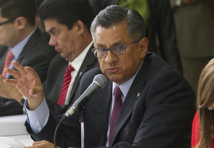 Joel Ortega indicó que se espera que la Línea 12 vuelva a funcionar lo más pronto posible. (Archivo/Notimex)