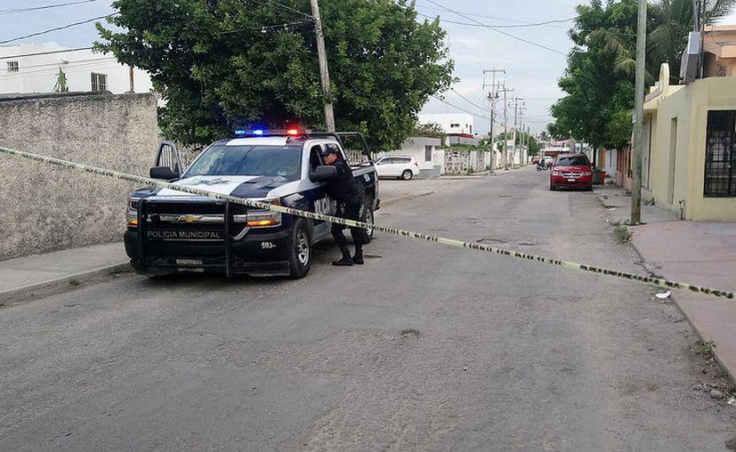 La Fiscalía del Estado inició la investigación para esclarecer el asesinato de los marinos. (Foto: Redacción/SIPSE)