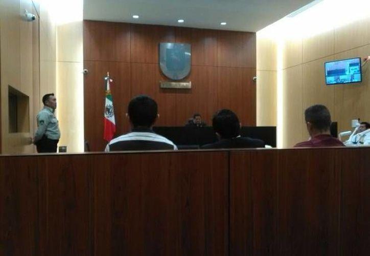 Imagen del juicio oral por el asesinato del psiquiatra Felipe Triay Peniche. (Archivo/ Milenio Novedades)
