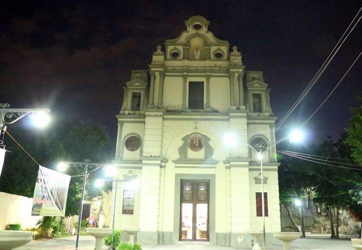 Mañana la grey católica del Estado apoyará con los gastos de la misión pastoral del Santo Padre. (José Acosta/SIPSE)