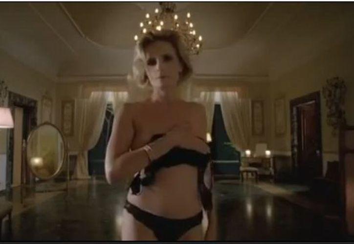 La actriz sufrio de burlas en las redes sociales por el exceso de Photoshop. (dalealplay.com)