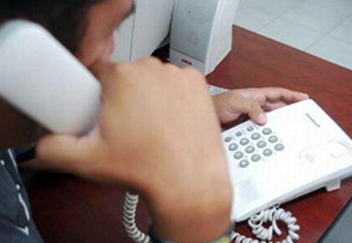 El programa MYSTIC tiene la capacidad de grabar y revisar la totalidad de las conversaciones telefónicas de otro país. (Archivo SIPSE)