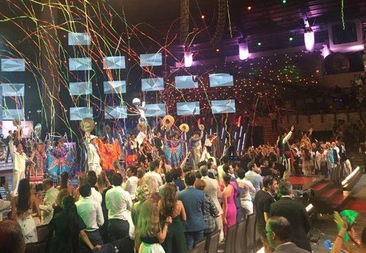 En total participaron 23 países, con 800 producciones, en 18 categorías. (Twitter)
