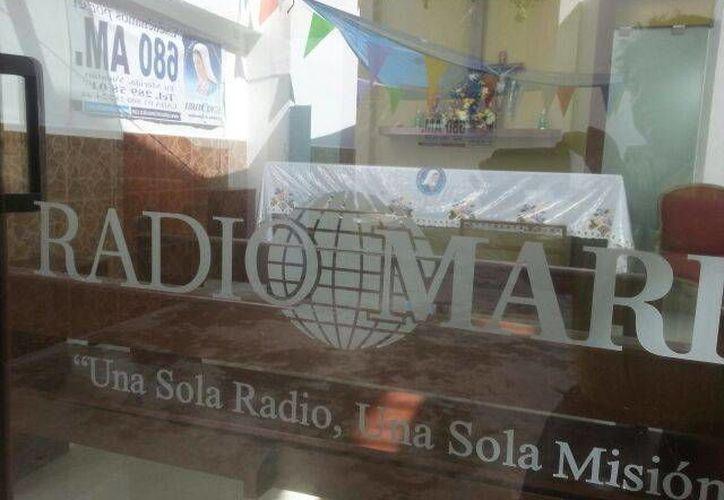 Las festividades en Radio María se iniciaron el domingo pasado con una kermés, organizada por el grupo de voluntarios,  y con muy buena participación de la comunidad. (Milenio Novedades)