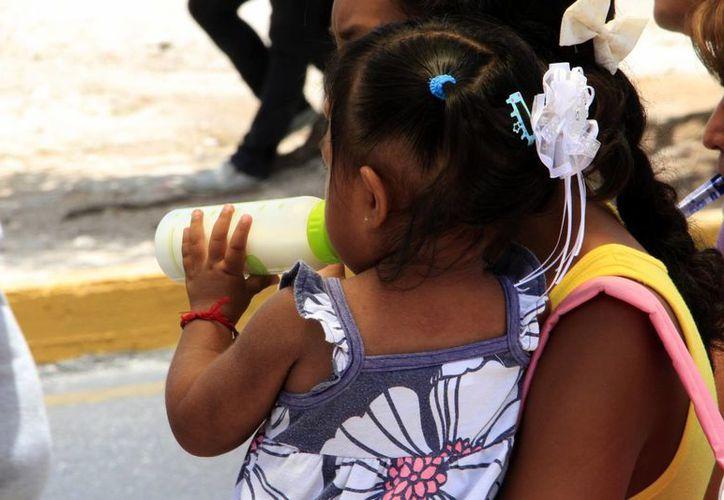 Su diagnóstico es tardío porque se confunde con casos de intolerancia a la lactorsa. (Consuelo Javier/SIPSE)