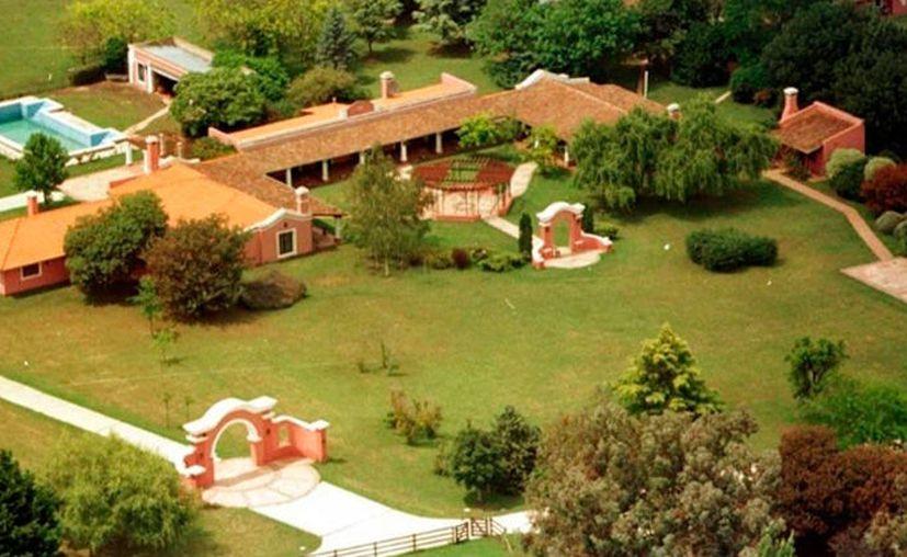 Subastan una de las propiedades de 'El Señor de los Cielos', en Argentina con dos mil 500 hectáreas de terreno. (Contexto/ Internet)