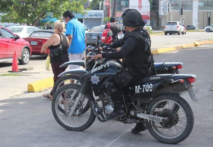 La Secretaría Municipal de Seguridad Pública y Tránsito emitió ayer una alerta a la ciudadanía. (Redacción/SIPSE)