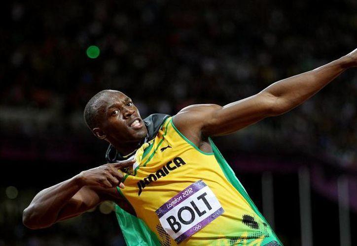 El jamaiquino es el más exitoso en la historia de los mundiales de atletismo, con ocho medallas de oro y dos de plata. (Internet)