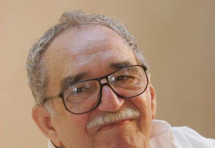 """Martin manifestó que le habían dicho que el novelista """"era difícil, vanidoso, imposible de llegar a él, pero no era cierto, García Márquez era la persona más normal del mundo, mamagallista (bromista) y al mismo tiempo genial"""". (Notimex)"""