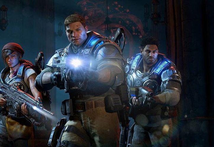 Ramin Djawadi creó la banda sonora de 'Gears of War 4', la quinta entrega de la serie de juegos de acción para Xbox One y PC. (Microsoft vía AP)