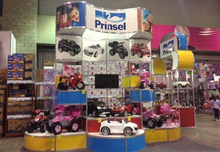 Los carritos eléctricos son los más solicitados por los niños.(facebook.com/prinselmx)