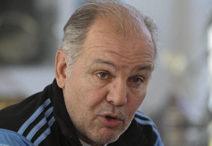 El entrenador Alejandro Sabella dirigió a Argentina desde 2011, pero perder la final del Mundial de Brasil cambió todo. (EFE)