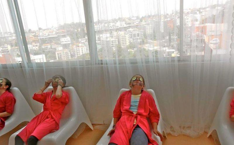 Modas precoces: el spa para niñas | Noticias de México y el Mundo