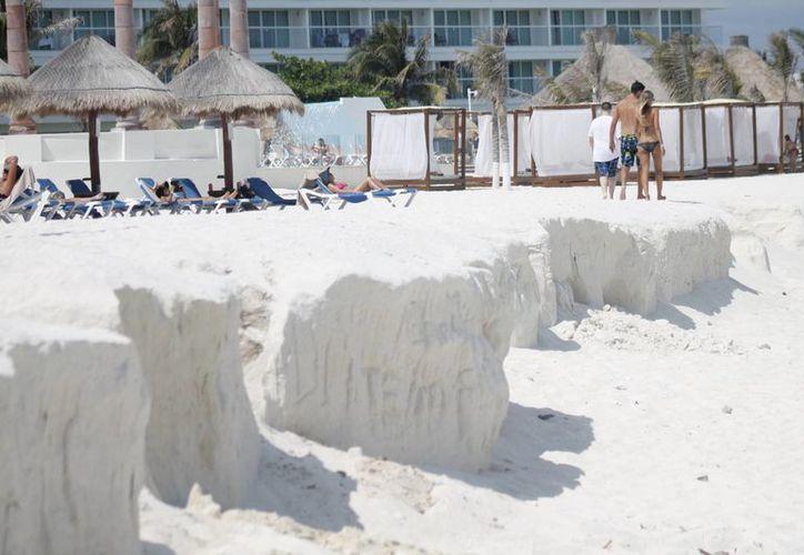 Los hoteleros ya se encuentran preparados para la próxima temporada de huracanes. (Jesús Tijerina/SIPSE)