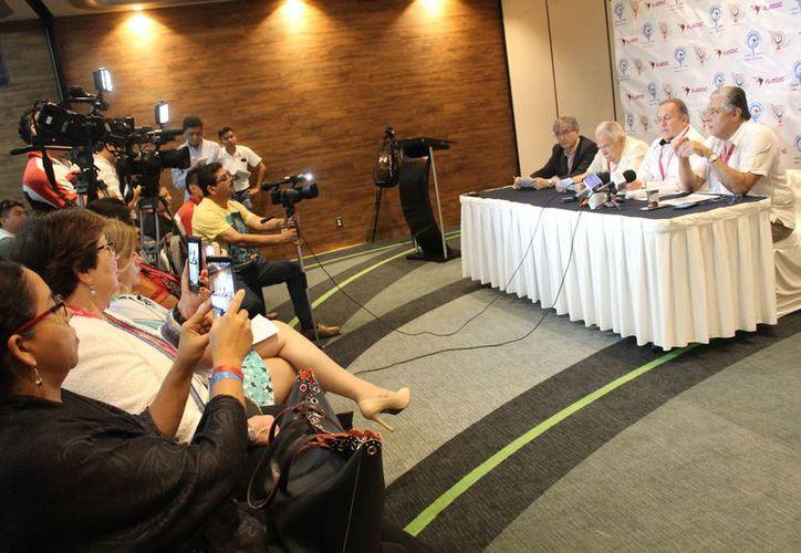 Realizan en Cancún el congreso latinoamericano de ginecología y obstetricia. (Redacción)