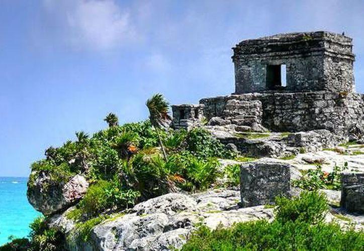 Las ruinas de Tulum. (Foto de Contexto/Internet)